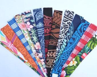 Dog's and Cat's Hawaiian Collar Covers