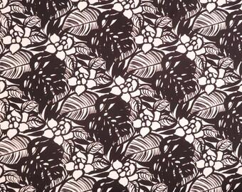 Black, Navy Fabrics