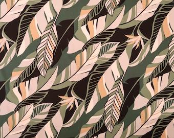 6 yd Discount Price 100% Cotton Hawaiian Fabric-Plumeria,BOP,Hibiscus O206