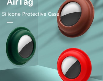 Apple  AirTag Case -  Self Adhesive - Stick On - Mount.