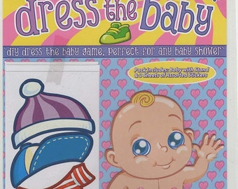 dress the baby fun game for all