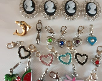 charms new items joblot, clearance all new all ideal shop,online etc all items in photo