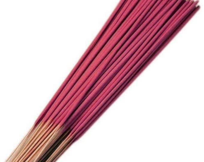 jasmine pink pack insence 20 sticks , hand made in uk long burning