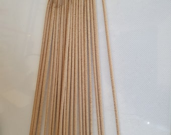 citrus and spice pack insence 20 sticks , hand made in uk long burning