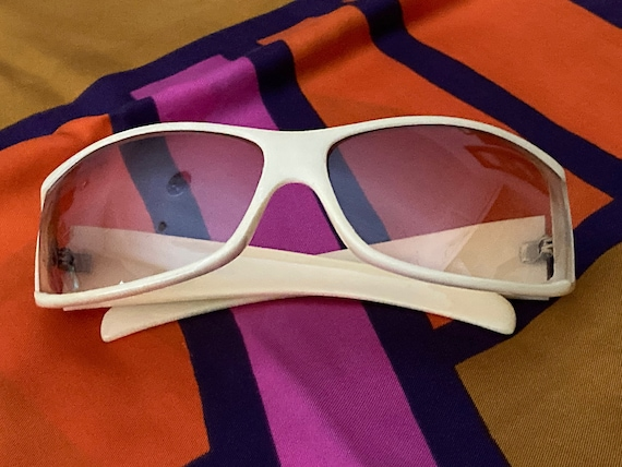 60s Mod Sunglasses Italy design late 60's