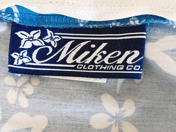 1990s Vintage Miken Clothing Co Sun Dress - image 3