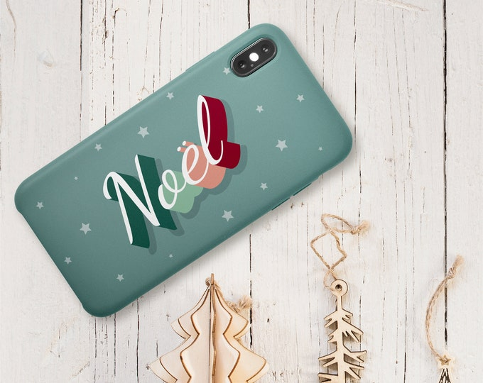 Featured listing image: Ho Ho Ho Christmas iPhone Case