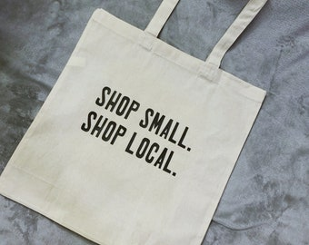 farmers market bag Shop smallshop local tote bag