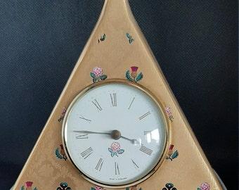 Bilston & Battersea table clock