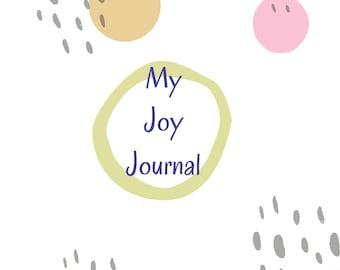 My Joy Journal