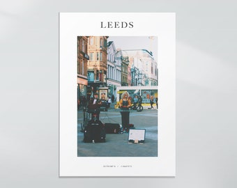 Leeds Photography Print