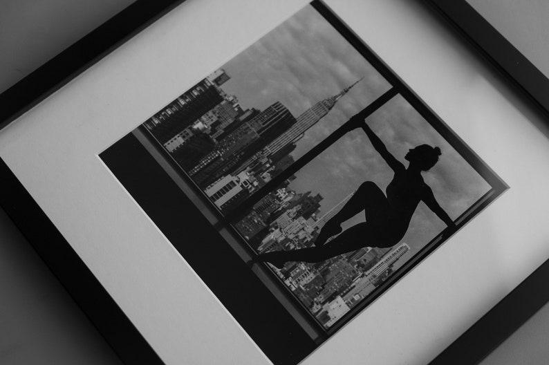 Milan Maria Fine art ballerina print