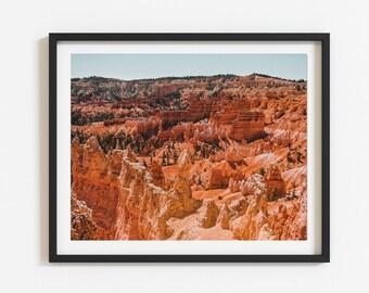 22. Bryce Canyon US National Park   Hoodoos   Rim Trail   Canyon Hiking trail   Utah outdoors nature