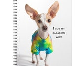 Writing Journals Dog Themed/High-Quality Notebook