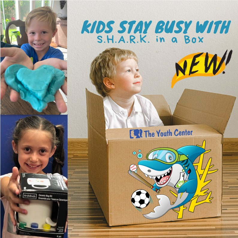 New Craft Box for Kids 20 Activities Art Science image 0
