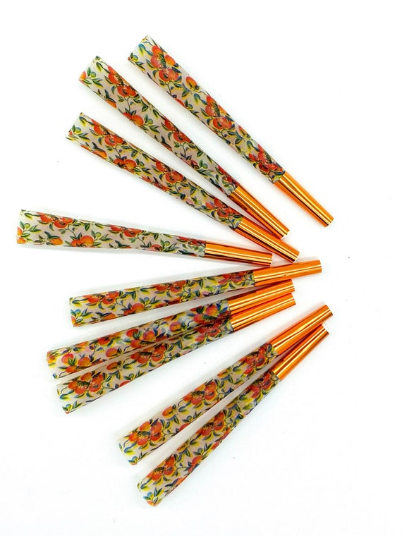 Orange Blossom Pre-rolled Cones- 9 Pack