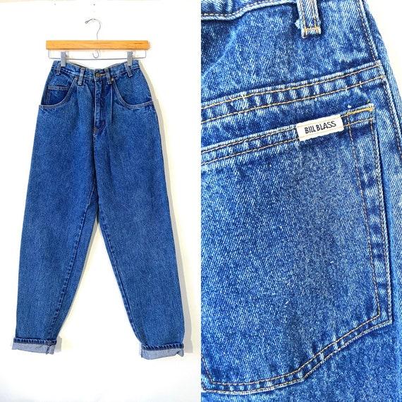 Vintage 90's Bill Blass High Waist Jeans