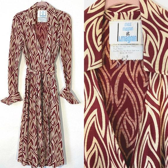 Vintage 70's Diane Von Furstenberg Wrap Dress