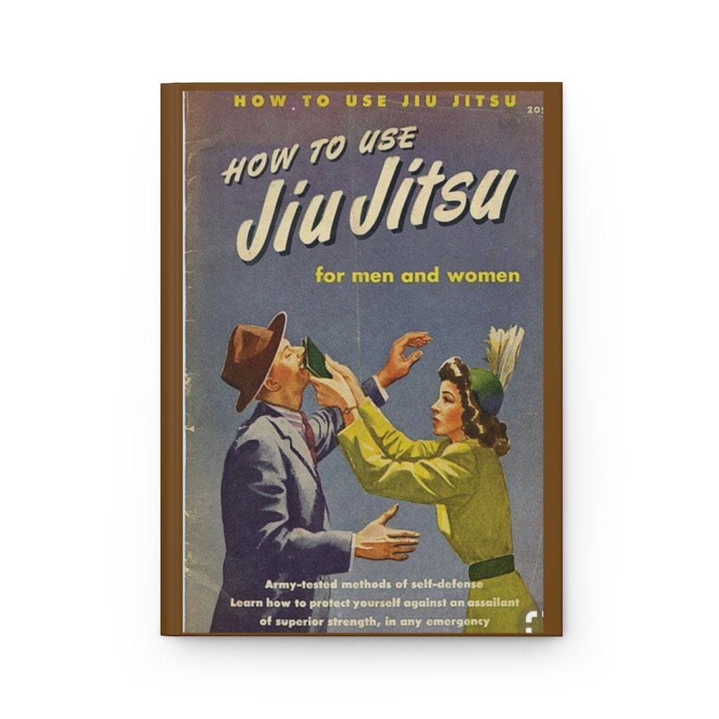 Wie man jemanden mit Ihrem Jiu Jitsu Journal Hardcover