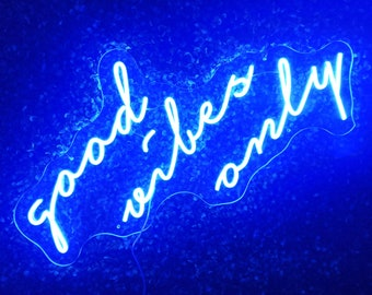Neon Sign Etsy