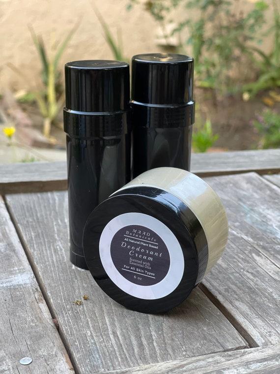 Vegan, Natural, Aluminum-Free Deodorants