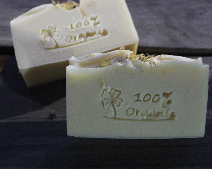 Like Butter | Shea + Coconut | Natural Cleansing Soap | Vegan | Body Face Bar |
