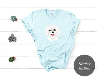Dog face Shirt - Popular right now - shirt - T shirt for women-T shirt for her - gift for best friend -T1072