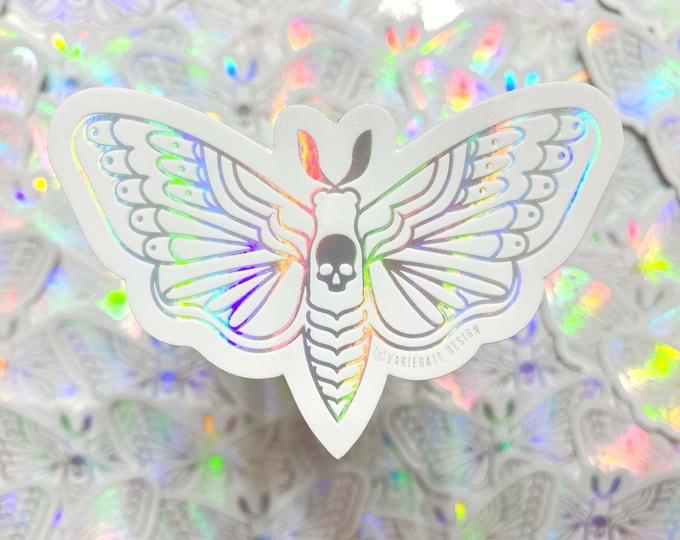 STICKER   Death Moth