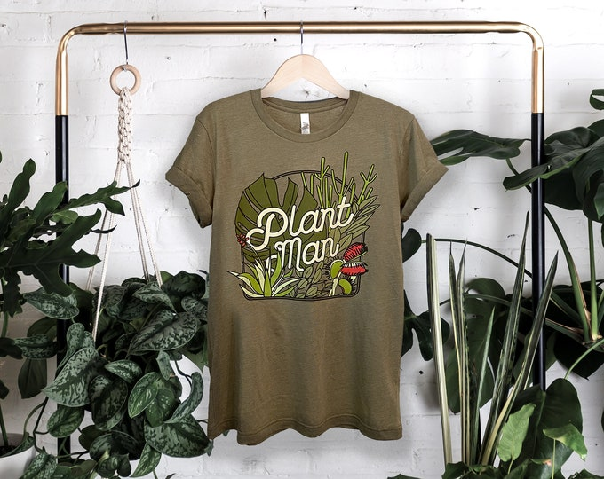 SHIRT   Plant Man