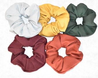 Scrunchie   Hair Tie   Elastic   Chouchou