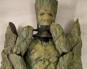 Cosplay Groot. Costume Groot. Groot Suit. Groot  Guardians of the Galaxy