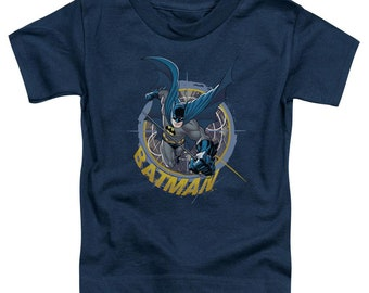 Big Brother Bat Superhero Super Hero Toddler /& Kids Ringer T-Shirt We Match