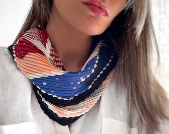 Silk scarf-silk scarf-neck scarf-bandana-bandana woman-headscarf-Christmas gift- scarf