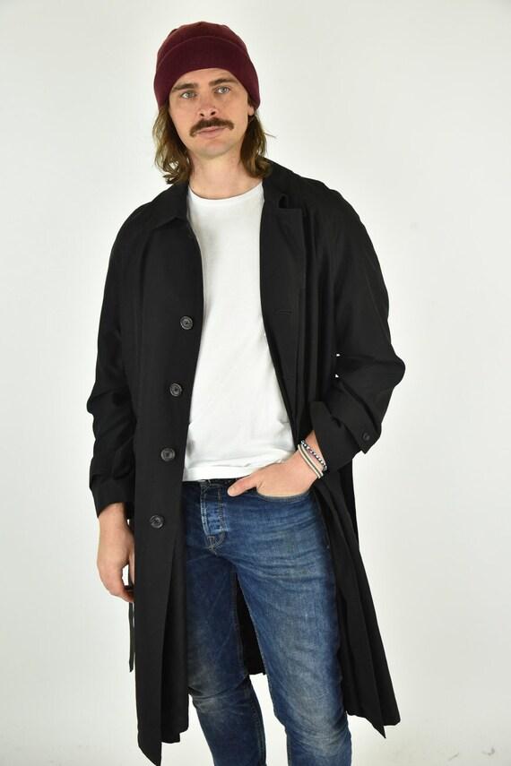 Lauren Ralph Lauren Black Trenchcoat