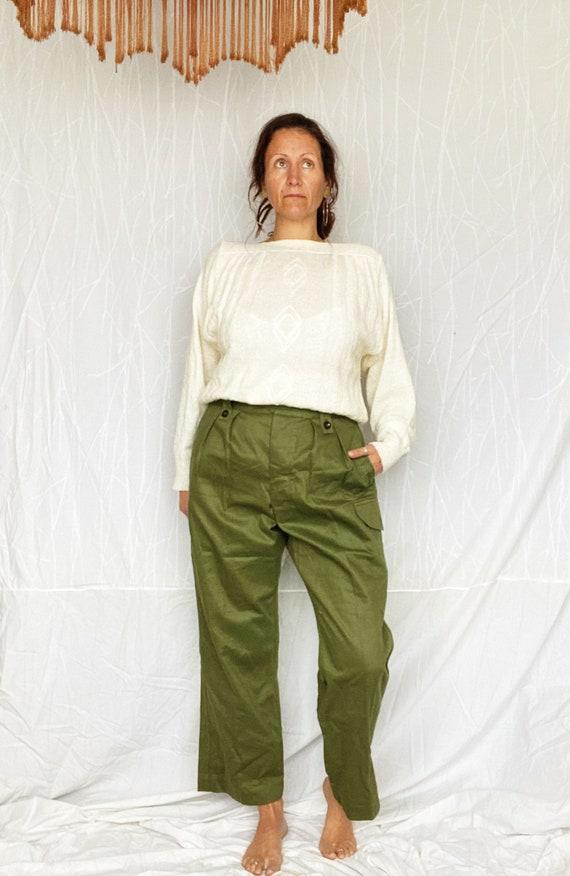 Vintage army pants