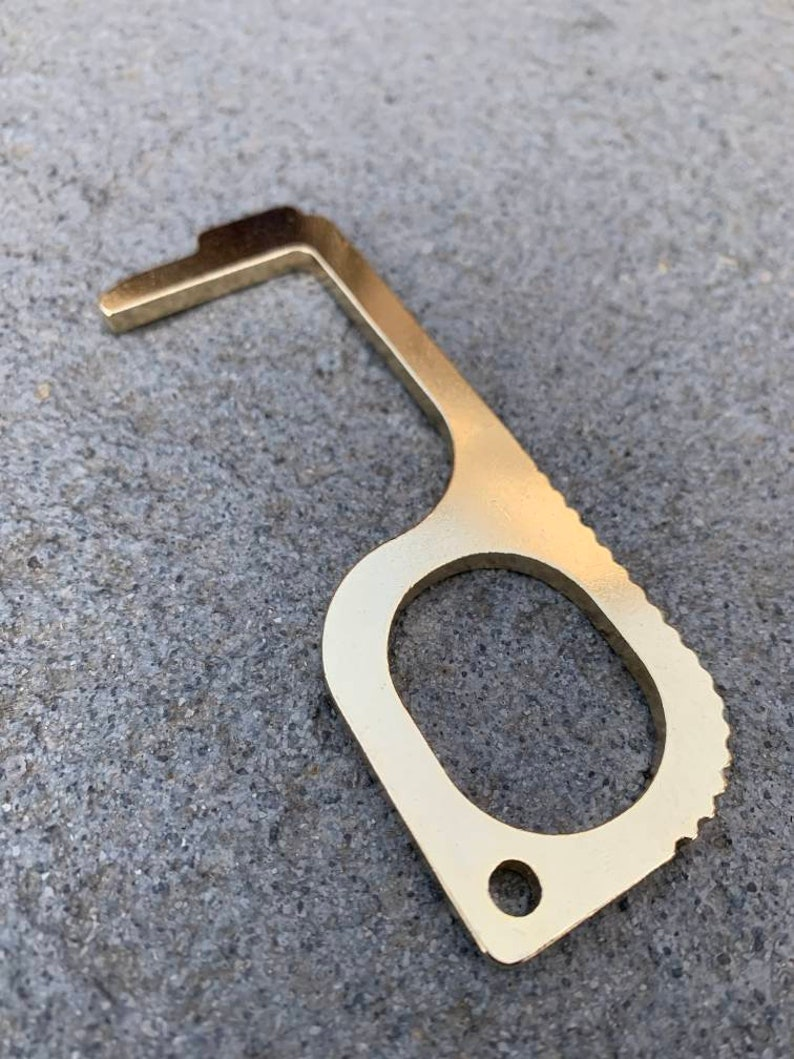 no touch key tool