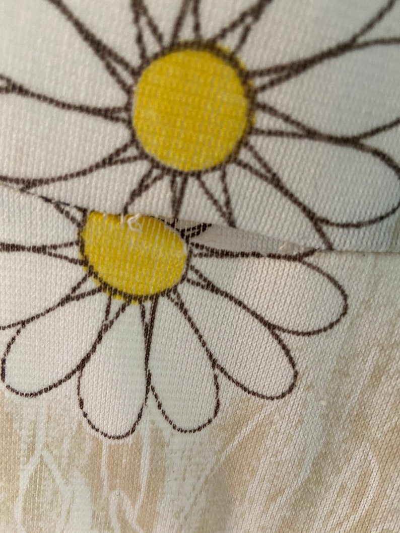AS IS 60s Daisy dress