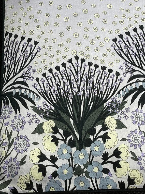 Anna Sui Vintage Handkerchief 23 x 23 inches - image 7