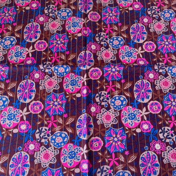 Anna sui Vintage handkerchief 19 x 19 inches - image 5