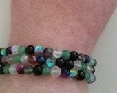Glass Seed Bracelets Protection Bracelets