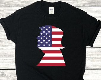 TRUMP T-shirt 2020 PRESIDENT POLITICAL,KEEP AMERICA GREAT ASSORTED COLORS S-5XL