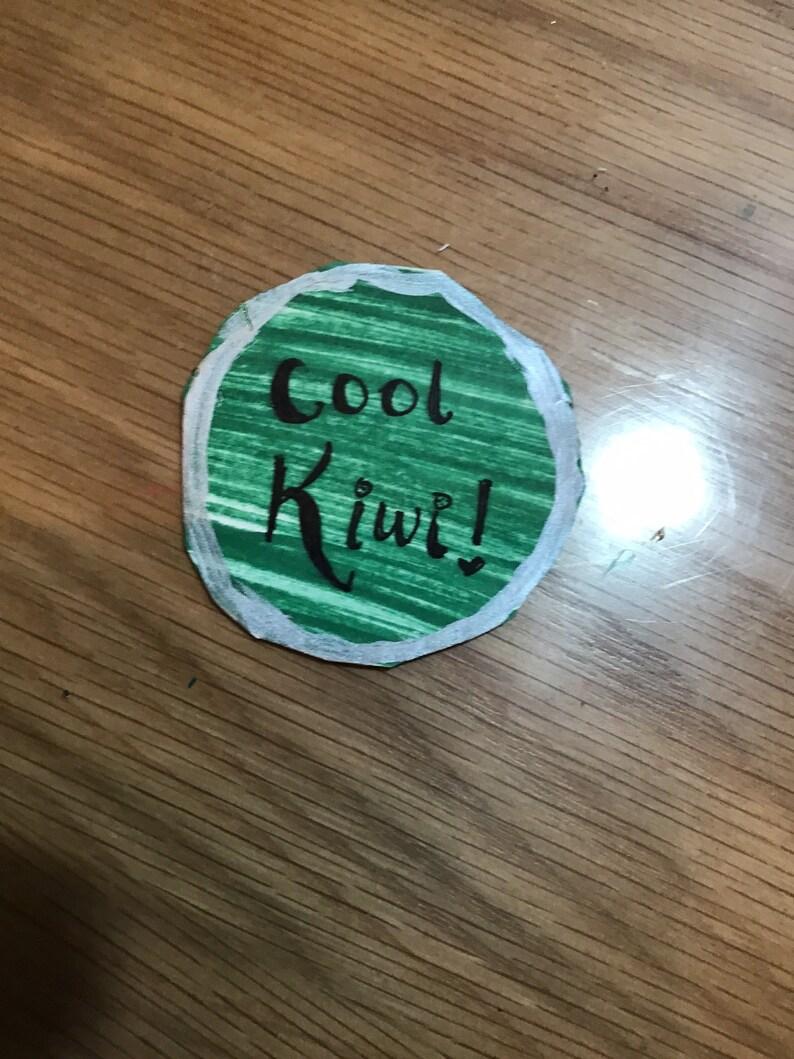 Cool Kiwi 4 oz slime scented