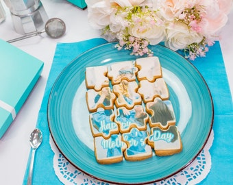 Puzzle Cookie | Mother's Day Gift | Mother's Day Cookies | Mother's Day Cookie Gift | Custom gift to mom | Funny gift to mama