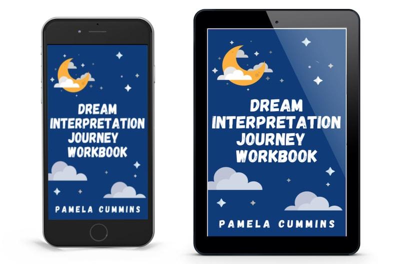 Dream Interpretation Journey Workbook image 0