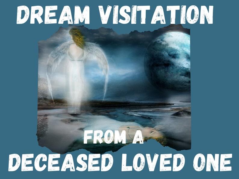 Dream Visitation from a Deceased Loved One Meditation image 0