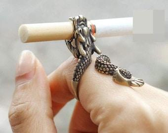 Dragon Cigarette Holder