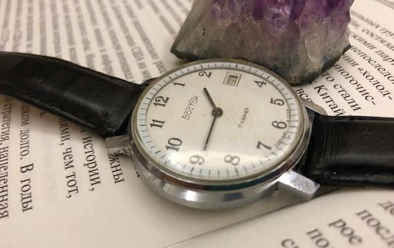 """Soviet """"Wostok"""" watch, wrist watches,Vintage watch"""