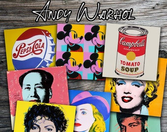 Andy Warhol Kitchen Etsy