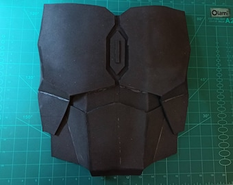 The Mandalorian Inspired shoulder Armor Manufactured /& Shipped from USA New Beskar Version! Pauldron