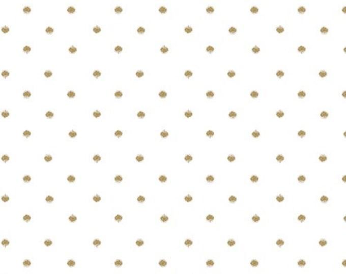 """Art Gallery Fabrics Earthen- Allium Specks Pure (sold in 25cm (1/4 metre) (9.8"""") increments)"""